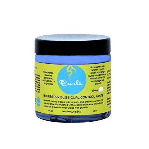 Curls Blueberry Bliss Curl Control Paste, 4 Ounces