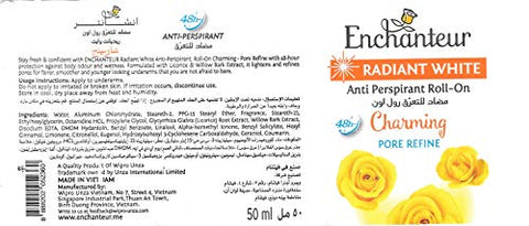 Enchanteur Anti Perspirant roll-on (Charming)