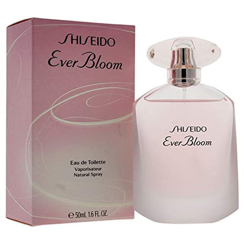 Shiseido Ever Bloom EDP Spray for Women, 1.6 Ounce