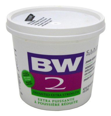 Clairol Bw2 Powder Lightener Extra-Strength Tub 8 Ounce (227gm) (2 Pack)