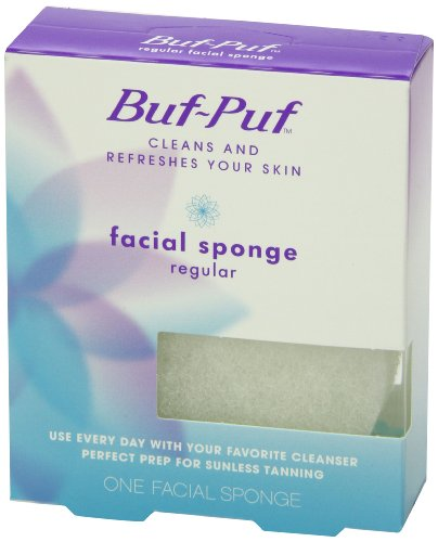 Buf-Puf Reusable Facial Sponge (Pack of 6)