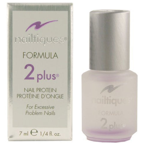 Nailtiques Formula Plus #2 - .25 oz. by Nailtiques [Beauty]