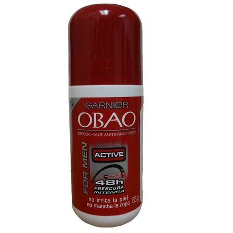 Wholesale Obao Anti-Perspirant 65g Active 24 h