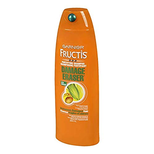 Garnier Fructis Shampoo Damage Eraser 13 Ounce(Distressed) (384ml) (2 Pack)