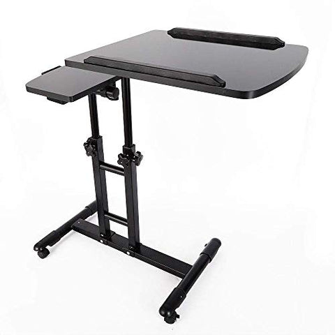 Tattoo Workstation-Portable Large Tattoo Mobile Work Station Stand Adjustable Pro Tattoo Desk Table