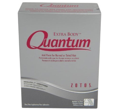 Quantum Classic Extra Body Acid Perm Personal Healthcare / Health Care
