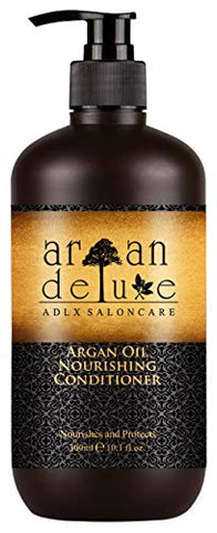 Argan Deluxe Professional Argan Oil Nourishing Conditioner, 10.1 Ounces