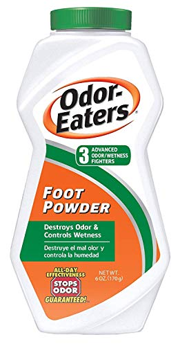 Odor Eaters Foot Powder 6 Ounce (3 Pack)