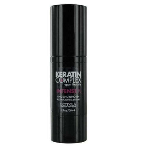 KERATIN COMPLEX by Coppola REPAIR THERAPY INTENSE RX IONIC KERATIN PROTEIN RESTRUCTURING SERUM 1 OZ for UNISEX