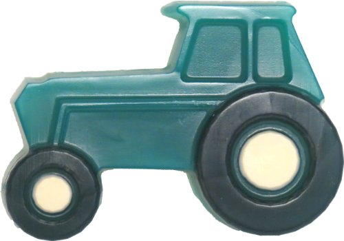 Tractor Soap, Green, Chocolate Covered Cherry