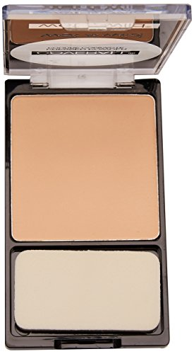Wnw Coverall 822b Pwder F Size .26oz Wet N Wild Coverall Pressed Powder Fair/Light 822b
