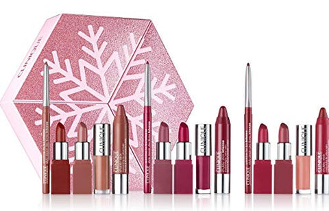 Clinique 15-Pc. Lip Looks To Give & Get Set