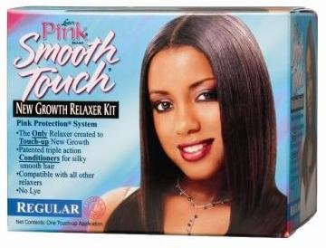 Lusters Pink Regular Smooth Touch New Growth No-Lye Relaxer System Regular