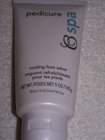 BeautiControl - Spa Pedicure - Cooling Foot Salve