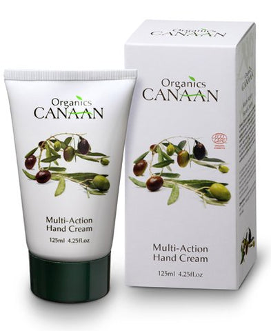 Canaan Organics Multi-Action Hand Cream 125ml