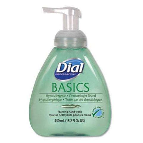 DPR98609 - Basics Foaming Hand Soap