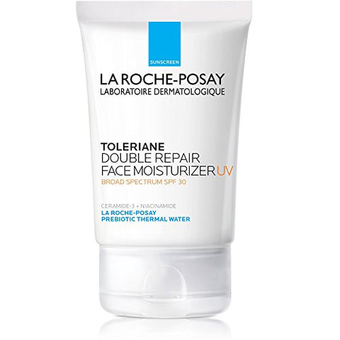 La Roche Posay Toleriane Double Repair Face Moisturizer, Oil Free Face Cream