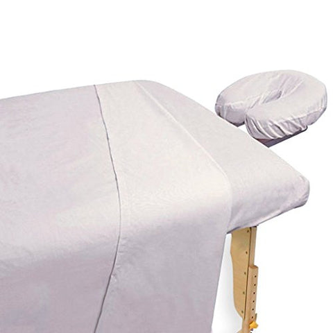 Massage Table Fitted Sheet 58x106x11 T180