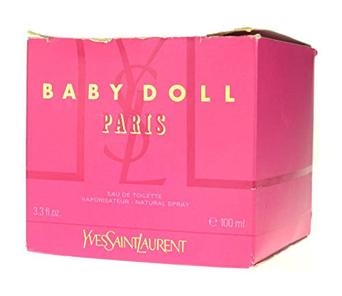 Baby Doll FOR WOMEN by Yves Saint Laurent - 3.3 oz EDT Spray