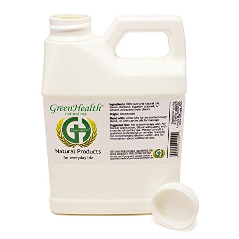 Rose Hydrosol - 16 fl oz Plastic Jug w/Cap - 100% pure, distilled from essential oil