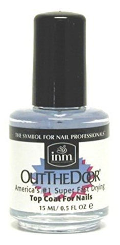 Out The Door Fast Dry 0.5 Ounce (14ml) (6 Pack)