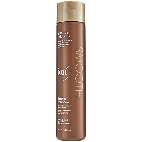 Ion Sally Beauty Keratin Smoothing Shampoo