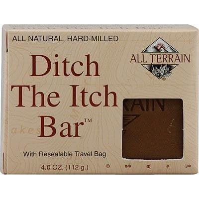 All Terrain Ditch The Itch Bar 4 Oz