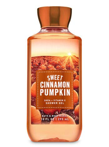Sweet Cinnamon Pumpkin - Daily Trio Gift Set Full Size - Shower Gel, Fine Fragrance Mist and Super Smooth Body Lotion  (2019 Edition)