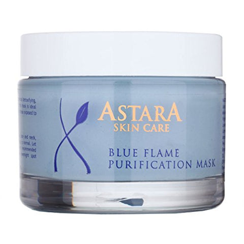Astara Blue Flame Purification Mask, 2 Ounce