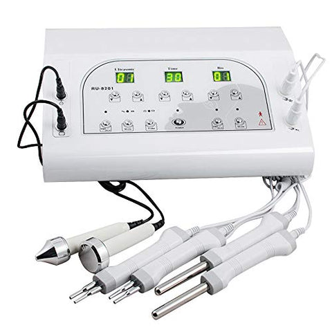 ixaer 2 in 1 Massage Machine Facial Spa Beauty Machine, Shipping from USA