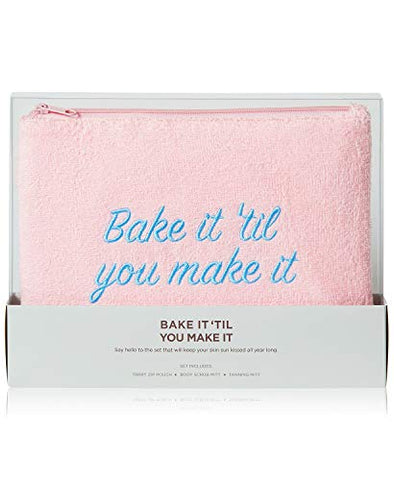 Macy's Bake It 'Til You Make It Self-Tanning Accessory Kit