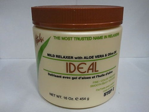 Vitale Ideal Hair Relaxer Mild Formula 16 Oz