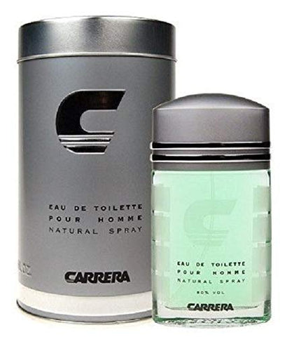 CARRERA by Muelhens Eau De Toilette Spray 3.4 oz for Men