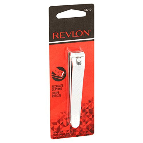 Revlon Toenail Clipper, 1 ea (Pack of 6)