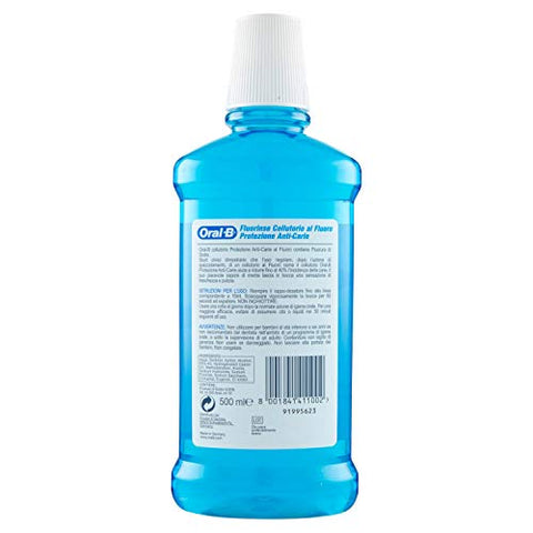 Oral-B Mouthwash Fluorinse At fluorine 500ml