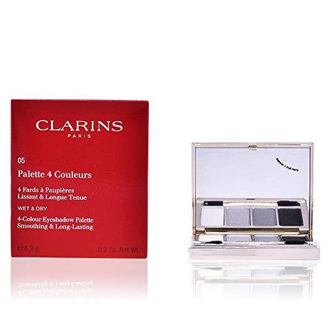 Clarins 4 Colour Eyeshadow Palette (Smoothing & Long Lasting) - #01 Nude 6.9g/0.2oz