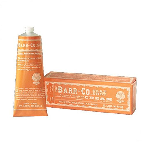 Barr Co. Soap Shop Hand Cream, Blood Orange Amber