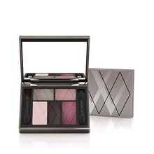 Lise Watier Dress Code 5-Colour Eyeshadow Palette, Pink Corsage, 0.21 oz