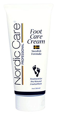 Nordic Care Foot Care Cream 6 oz. (Pack of 2)