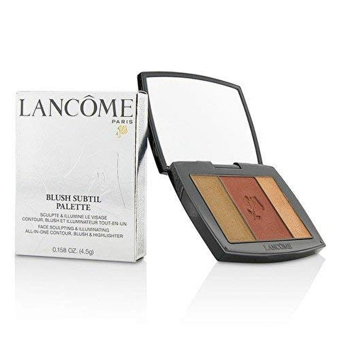 Lancome Blush Subtil Palette, No. 182 Rum Raisin, 0.158 Ounce