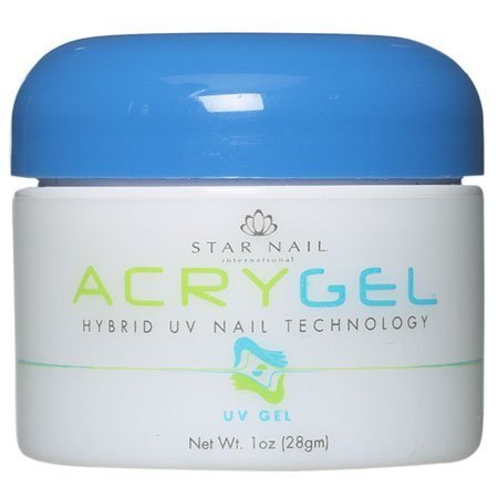 STAR NAIL AcryGel UV Gel Pink 1 oz.