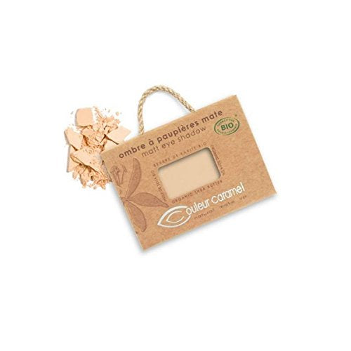 Couleur Caramel Eye Shadow 11 Pink Beige