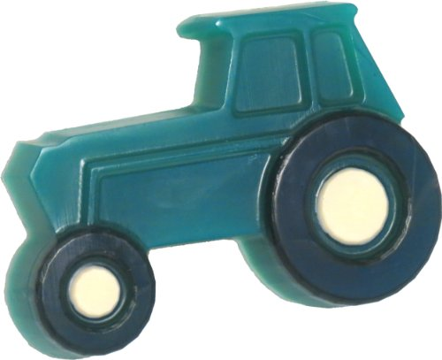 Tractor Soap, Green, Blackberry
