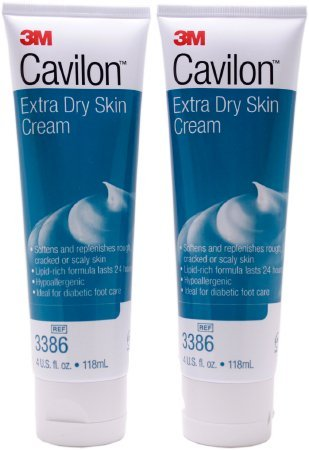 Cream Cavilon Foot 4Oz (Sold per PIECE)