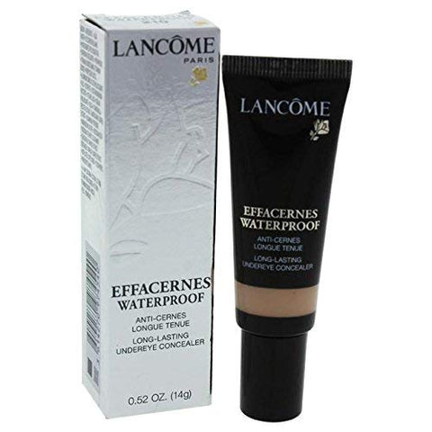 Lancome Effacernes Waterproof Long Lasting Undereye Concealer, No. 210 Light Buff, 0.52 Ounce