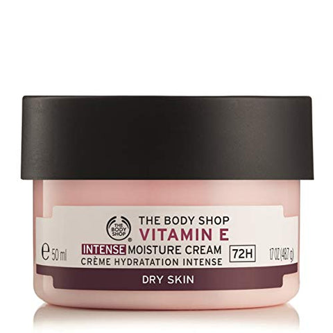 The Body Shop Vitamin E Intense Moisturizer, 1.7 ounces (Packaging May Vary)