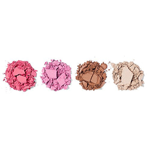 L.A. Girl Beauty Brick Blush Collection, Pinky, 1 Count