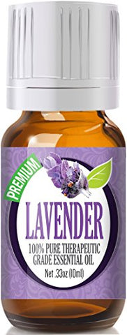 Lavender Essential Oil   100% Pure Therapeutic Grade Lavender Oil   10ml