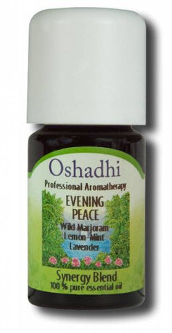 Oshadhi Evening Peace Fragrance, 0.17 Ounce
