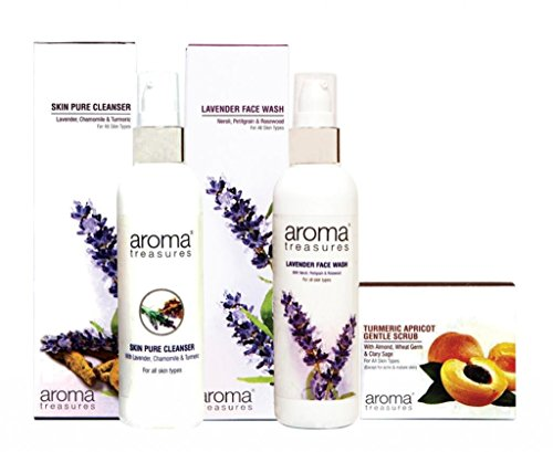 Aroma Treasures Make Up Remover Combo